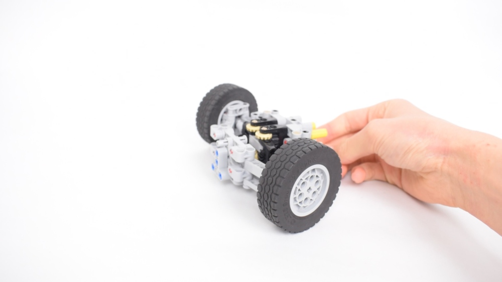 Realistic Pivot Point Steering System With Driveinstructions The
